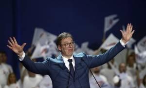 Σερβία: «Σάρωσε» από τον πρώτο γύρο ο Βούτσιτς στις προεδρικές εκλογές