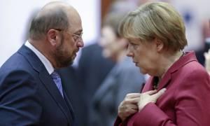 Γερμανία: Στην αντεπίθεση περνά η Μέρκελ υπό το φόβο εκλογικής συντριβής από τον Μάρτιν Σουλτς