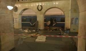 Σοκάρουν οι πρώτες φωτογραφίες από την έκρηξη στο μετρό της Αγίας Πετρούπολης (ΣΚΛΗΡΕΣ ΕΙΚΟΝΕΣ)