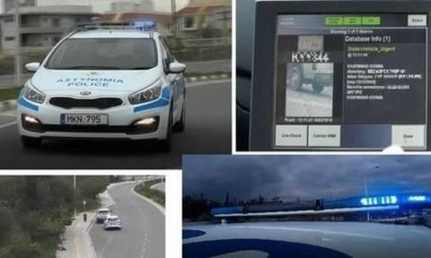 Προσοχή! Παγκύπρια εκστρατεία της Αστυνομίας–Στους δρόμους της Λευκωσίας και τα «έξυπνα» περιπολικά!