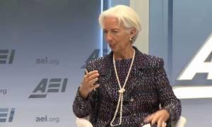 Λαγκάρντ: «Διαφωνώ με τον Σόιμπλε» - Αναδιάρθρωση χρέους για να μπει το ΔΝΤ στο πρόγραμμα