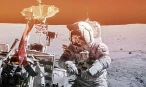 Η εκπληκτική συλλογή της NASA με αδημοσίευτες φωτογραφίες της σελήνης (pics)