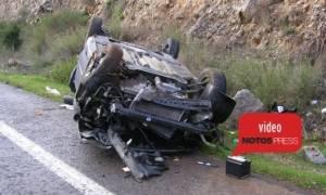 Σε κορυφαία θέση η Ελλάδα στην Ευρώπη σχετικά με τους θανάτους από τροχαία