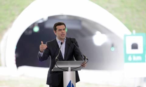Τέμπη - Τσίπρας: Η ολοκλήρωση του έργου αποδεικνύει ότι η Ελλάδα μπορεί να τα καταφέρει (vid)