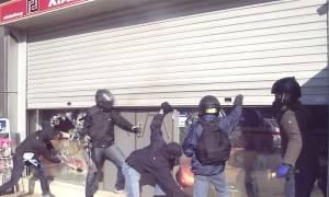 Ανάληψη ευθύνης για την επίθεση στα κεντρικά της Χρυσής Αυγής