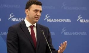 Κικίλιας: Η κυβέρνηση ομολογεί ότι κόβει συντάξεις και μειώνει το αφορολόγητο