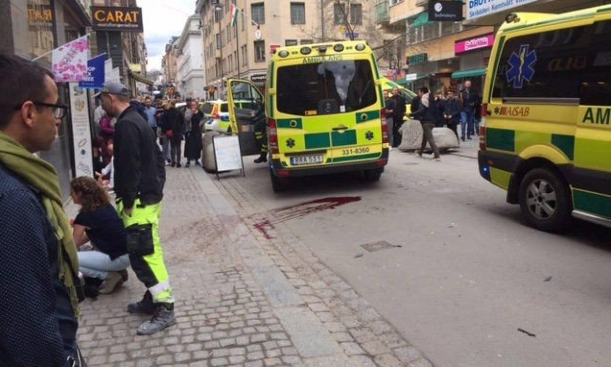 Τρομοκρατική επίθεση Στοκχόλμη: Σοκάρουν οι περιγραφές των αυτοπτών μαρτύρων
