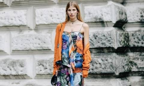 Λoυλούδια παντού! Πώς να φορέσεις φέτος την άνοιξη το floral φόρεμα
