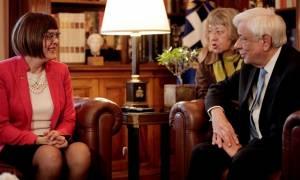 Παυλόπουλος: Η Ελλάδα δείχνει την αλληλεγγύη της σε όλους τους τομείς