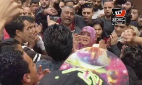 Η ομογένεια της Αιγύπτου στο πλευρό του Αιγυπτιακού λαού