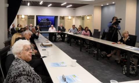 Εκδήλωση στο Μανχάταν με θέμα την ελληνική γλώσσα