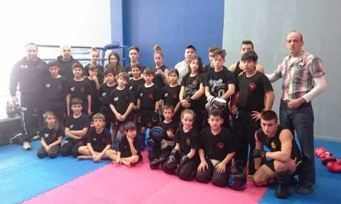 Πανελλήνιο πρωτάθλημα Κούνγκ Φου: 12 μετάλλια για το Fight Academy Περάματος