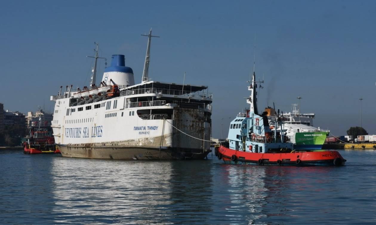 Παναγιά Τήνου: Στην Τουρκία γράφεται ο επίλογος για το ιστορικό πλοίο (pics)
