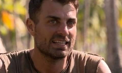 Survivor: Χαμός στο Twitter με την αποχώρηση του Χανταμπάκη από το παιχνίδι