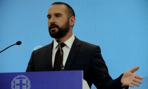Τζανακόπουλος: Πρώτα το χρέος και μετά η εφαρμογή των μέτρων (vid)