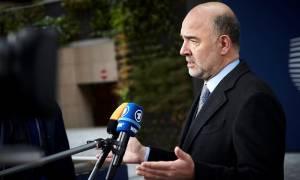 Μοσκοβισί: Εποικοδομητική η συζήτηση με την Λαγκάρντ για το ελληνικό χρέος
