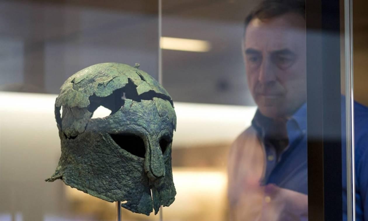 Στο Μουσείο της Mάλαγα ο «μυστηριώδης» Έλληνας στρατιώτης