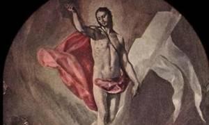 Η Ανάσταση του Ιησού μέσα από την ματιά του ζωγράφου Ελ Γκρέκο