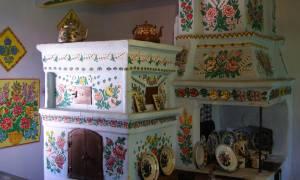 Ζαλίπιε: Το χωριό της Πολωνίας όπου όλα είναι γεμάτα ζωγραφιές λουλουδιών (pics)