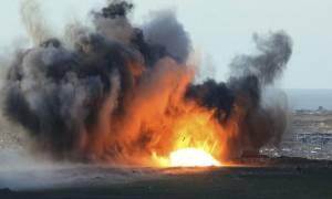 «Μητέρα των βομβών»: Ο Τραμπ στέλνει σκληρό μήνυμα σε ISIS και Βόρεια Κορέα (vid)