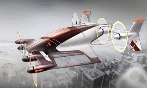 Τέλος στο μποτιλιάρισμα! Έρχεται το πρώτο αυτόνομο ιπτάμενο όχημα