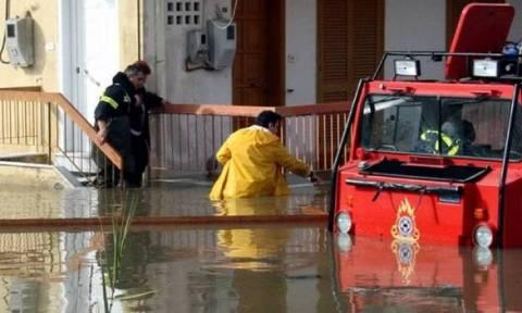 Κύπρος: Έτρεχε χθες η Πυροσβεστική - 22 κλήσεις για πλημμύρες