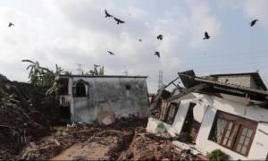 Τραγωδία στη Σρι Λάνκα: Βουνό από σκουπίδια καταπλάκωσε ανθρώπους - Τουλάχιστον 16 νεκροί