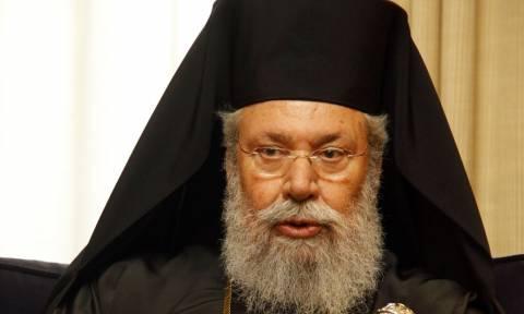 Αρχιεπίσκοπος Κύπρου Χρυσόστομος: Αν κερδίσει ο Ερντογάν, θα αποχωρήσει πιο γρήγορα