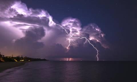 Έκτακτο δελτίο επιδείνωσης καιρού – Πού θα «χτυπήσουν» έντονα φαινόμενα με καταιγίδες και χαλάζι