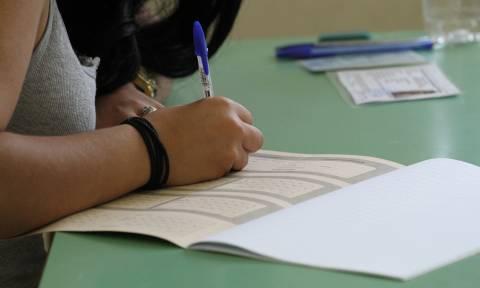 Πανελλήνιες - Πανελλαδικές 2017: Όλα έτοιμα για τις εξετάσεις σε γυμνάσια και λύκεια