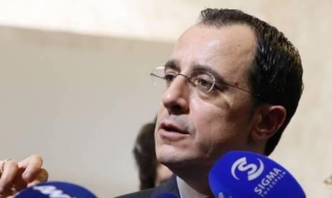 Χριστοδουλίδης: Αξιολογούμε με μεγάλη προσοχή τα δεδομένα μετά το δημοψήφισμα