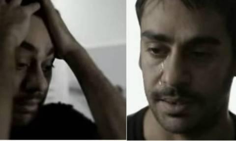 «Έθελες να κάμνεις το μάγκα - Βάλε ρε το κράνος σου!!!» – Σπάει καρδιές το βίντεο της Αστυνομίας