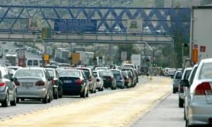 ΤΩΡΑ: Ουρές χιλιομέτρων στην Ελευσίνα – Ταλαιπωρία για τους οδηγούς