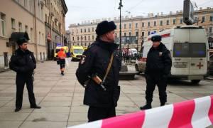 Ρωσία: Σύλληψη υπόπτου για τη βομβιστική επίθεση στο μετρό της Αγίας Πετρούπολης (video)