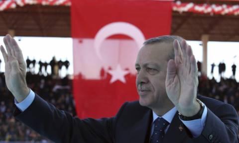 Παραλήρημα Ερντογάν κατά της ΕΕ και υπέρ της θανατικής ποινής