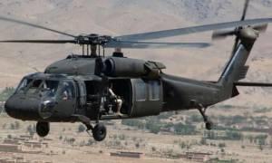 ΗΠΑ: Συντριβή στρατιωτικού ελικοπτέρου- Ένας νεκρός (pics)