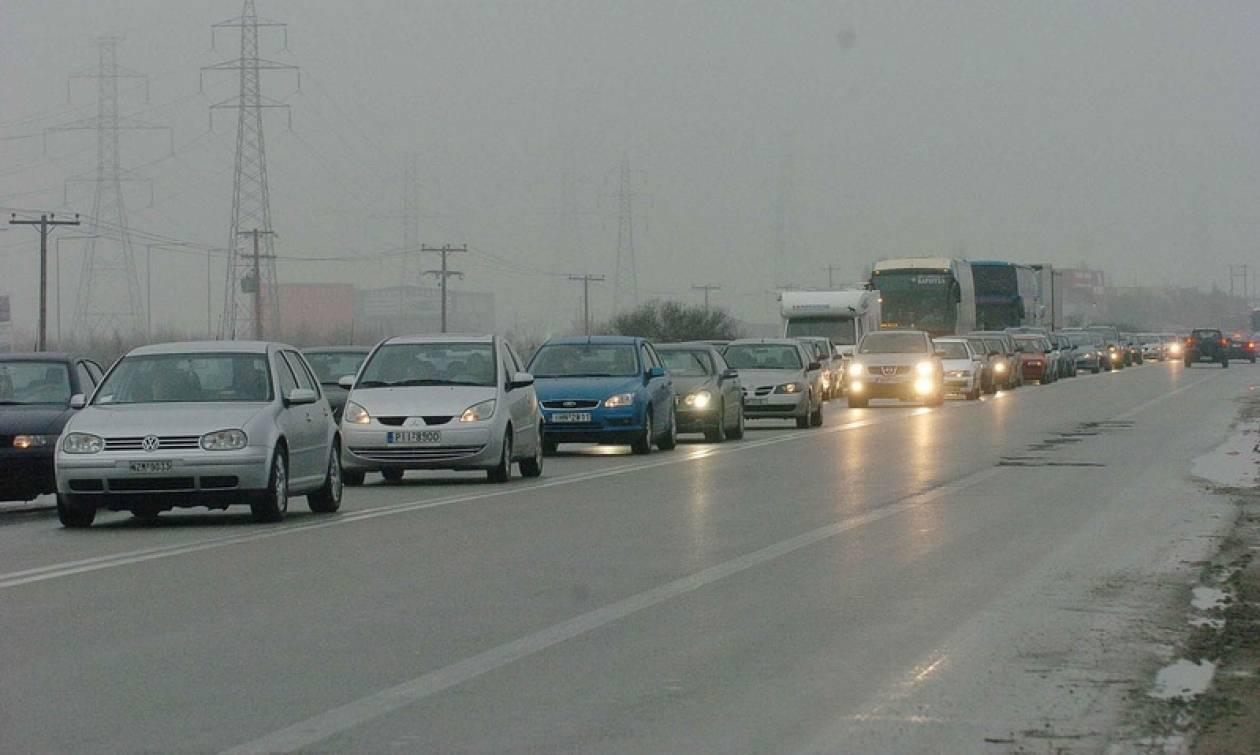 Εξομαλύνθηκε η κίνηση των οχημάτων στην Ιονία Οδό