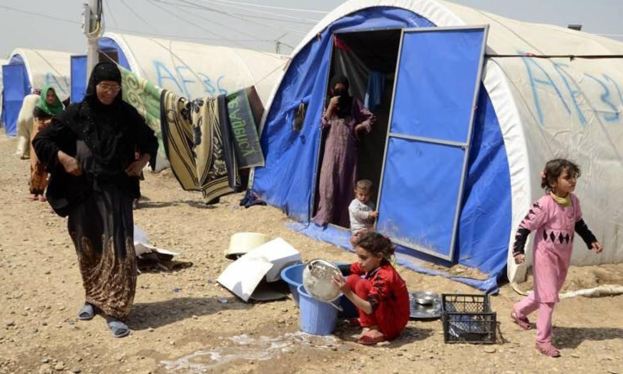 ΟΗΕ: Σχεδόν 500.000 οι εκτοπισμένοι από τις μάχες για την ανακατάληψη της Μοσούλης