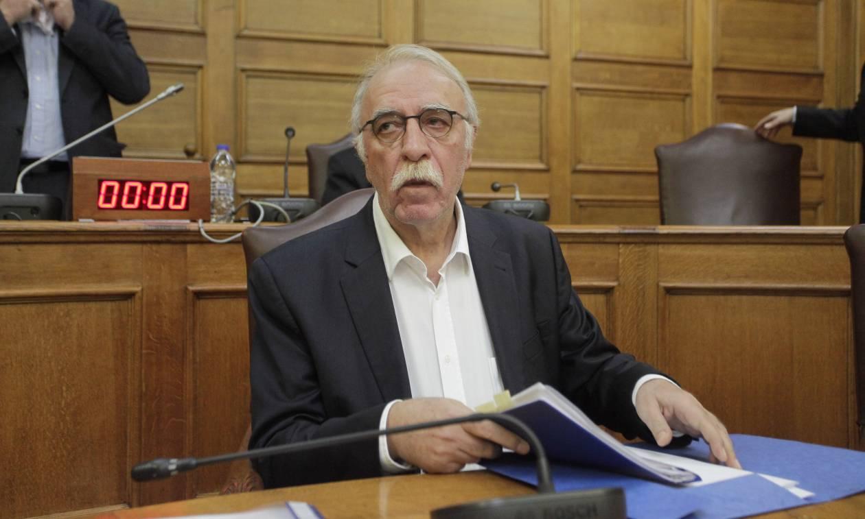 Επιμένει ο Βίτσας: Δεν θα υπάρξουν νέα μέτρα για το 2017 και το 2018