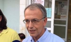 Ρήγας σε άλλη... διάσταση: Πρέπει ο ελληνικός λαός που υπέφερε να συμμετάσχει στην ανάπτυξη