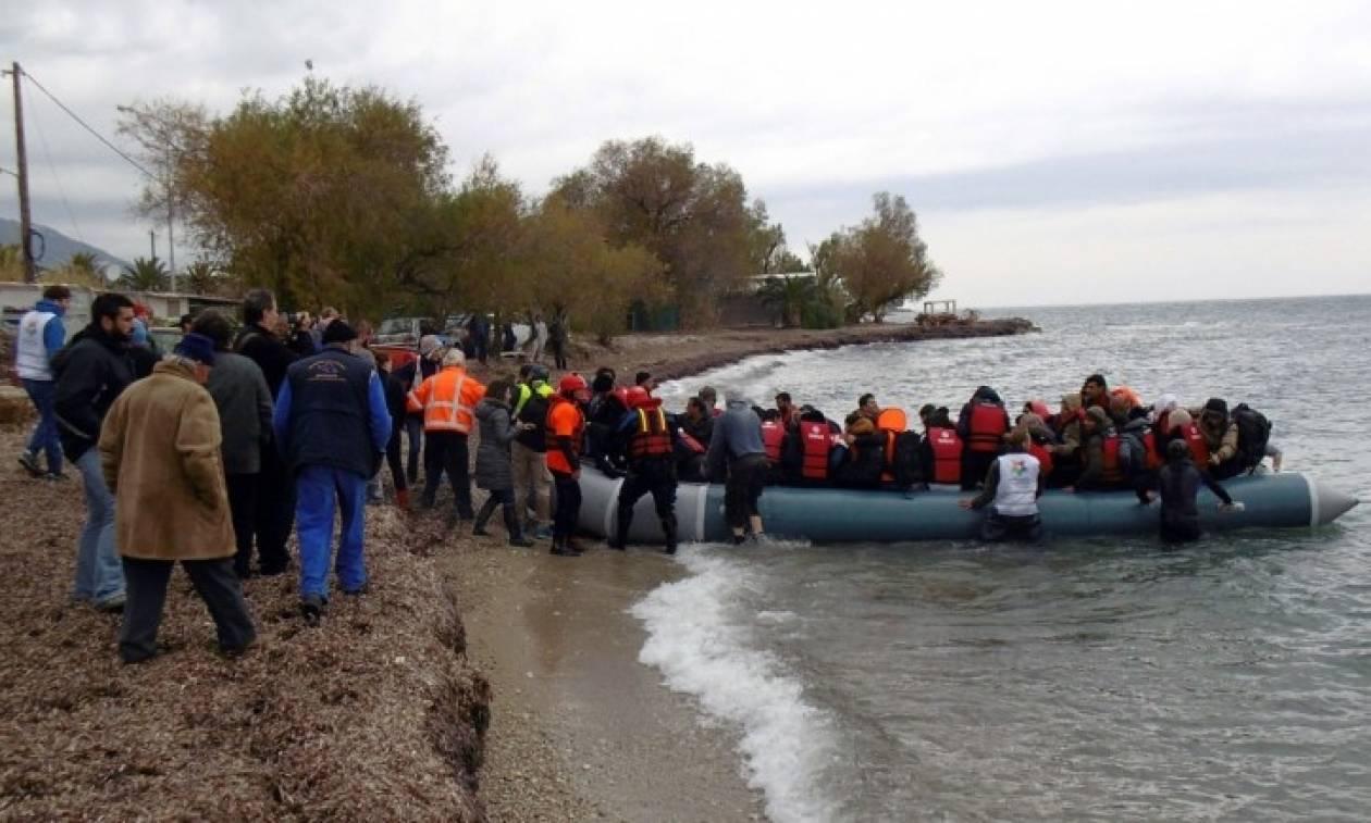 Αποτέλεσμα εικόνας για μεταναστες νησια