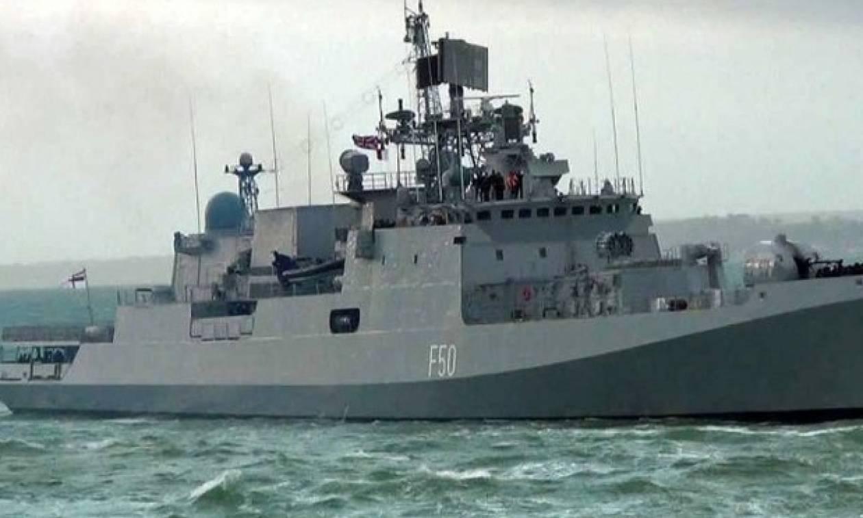 Τέσσερα Πολεμικά πλοία της Ινδίας... στη Σούδα!