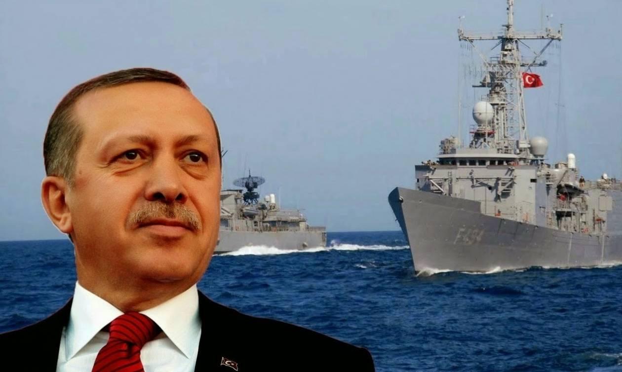«Ο Ερντογάν θα στήσει θερμό επεισόδιο σε Αιγαίο και Ανατολική Μεσόγειο»