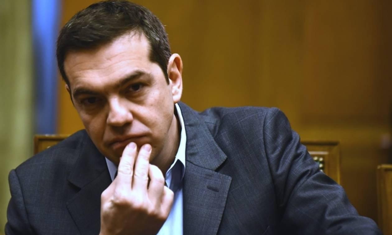 Ο Τσίπρας προωθεί την νέα εφαρμογή για το κυβερνητικό έργο