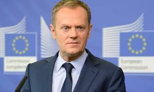 Βρετανία-πρόωρες εκλογές-ΕΕ: Ο Ντόναλντ Τουσκ είχε τηλεφωνική επικοινωνία με την Τερέζα Μέι