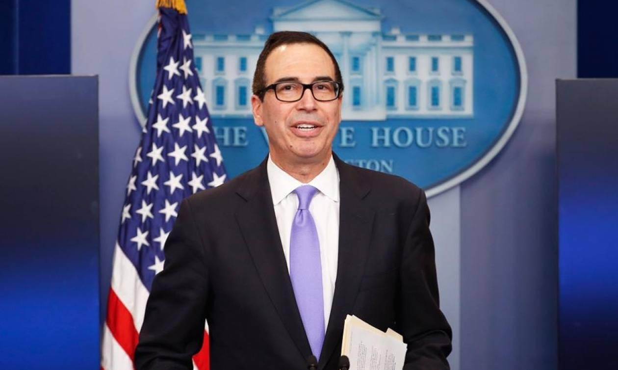 ΥΠΟΙΚ ΗΠΑ: Θέλουμε λύση για την Ελλάδα - Πιέζουμε το ΔΝΤ να συμμετάσχει στο πρόγραμμα
