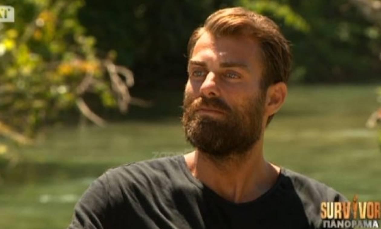 Survivor: Τα τρία πράγματα που έκανε ο Στέλιος Χανταμπάκης μόλις αποχώρησε από το παιχνίδι