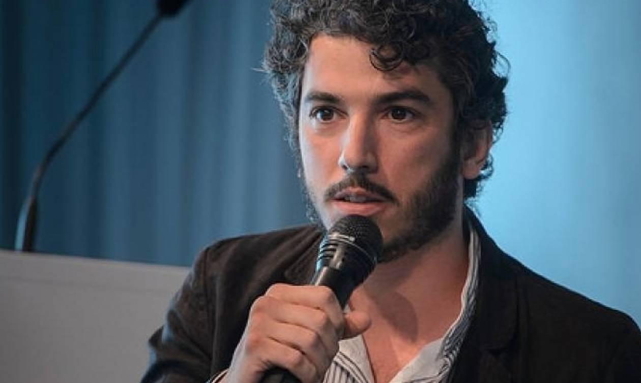 Aπεργία πείνας αρχίζει ο Ιταλός δημοσιογράφος που κρατείται στην Τουρκία