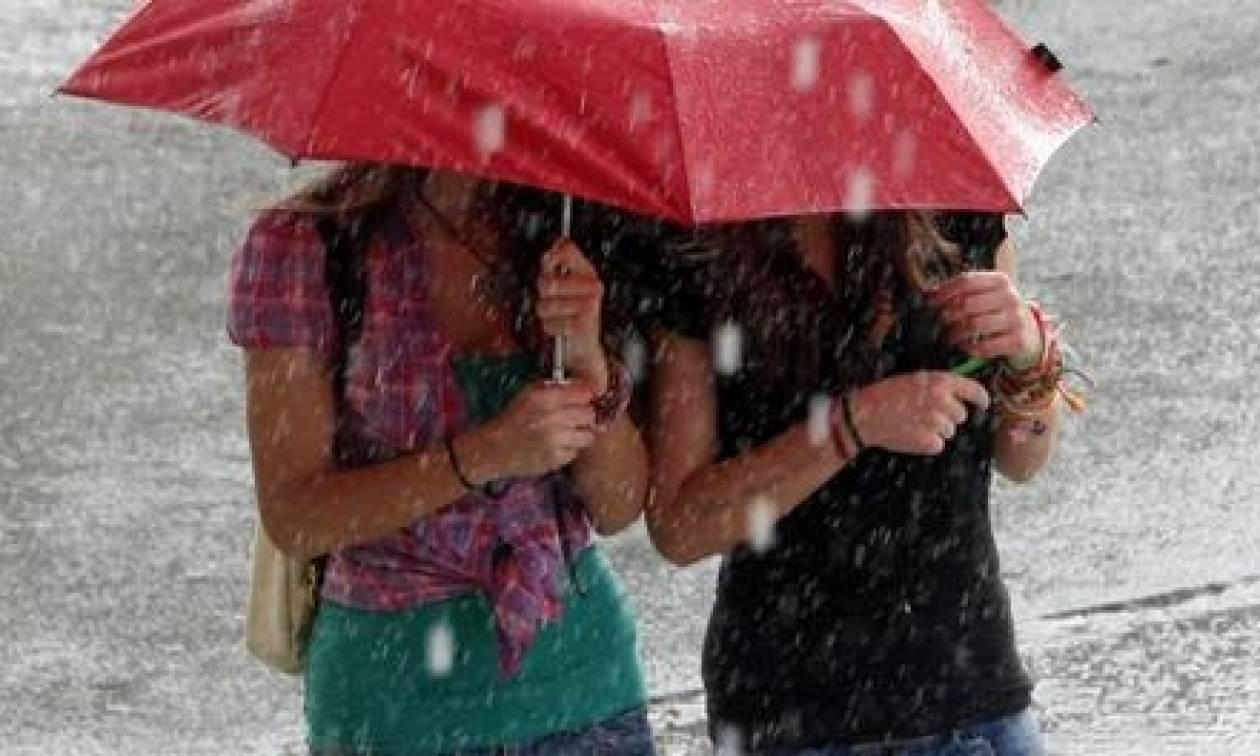 Καιρός ΕΜΥ: Ο καιρός την Τετάρτη (19/4) - Δείτε πού θα βρέχει