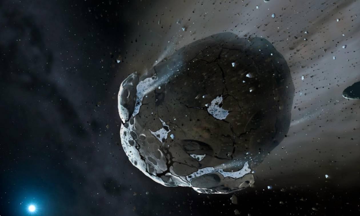 Γιγάντιος αστεροειδής θα περάσει στις 19 Απριλίου ξυστά από τη Γη